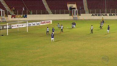 Confiança não faz dever de casa e só empata com ASA - Partida terminou em 1 a 1 na Arena Batistão. Thiago Silvy fez o gol proletário.