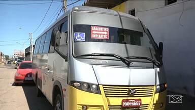 Motoristas de vans cobram fiscalização para combater o transporte alternativo no MA - Motoristas de vans na Região Tocantina cobram mais fiscalização pra combater o transporte alternativo irregular.