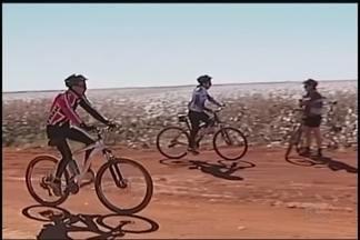 Coromandel sedia prova de mountain bike pela Trilha Caminhos do Algodão - Competição foi no último fim de semana, na cidade de Coromandel