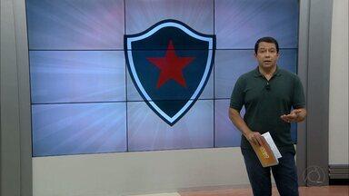 Assista à íntegra do Globo Esporte PB desta terça-feira (11/07/2017) - Todas as notícias do esporte paraibano no Globo Esporte.