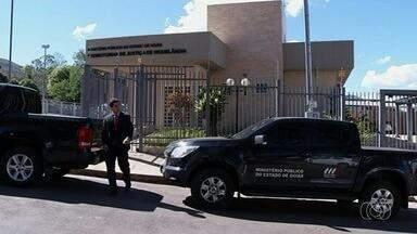 MP faz ação contra pagamento irregular de gratificação a servidores de Niquelândia - Benefícios eram conseguidos usando certificados e diplomas falsificados obtidos em uma instituição de ensino da cidade. São cumpridos 23 mandados judiciais.
