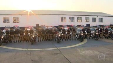 Operação da PRF contra o roubo de cargas começa amanhã - Quase 400 agentes da Polícia Rodoviária Federal vão reforçar o patrulhamento nas rodovias federais. O principal alvo é o roubo de cargas.