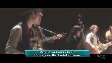 Começa amanhã o 9º Festival de Música de Ponta Grossa - O evento acontece em parceria com o Festival Universitário da Canção - o FUC - que também começa esta semana.