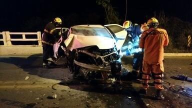 BR-020 é a rodovia que mais registra acidentes com mortes no DF - E o movimento na estrada só aumenta. Inclusive de pedestres, que se arriscam na pista.