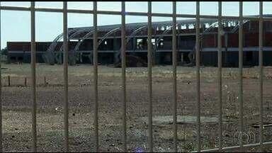 Construção do novo Hospital Regional de Gurupi está parada - Construção do novo Hospital Regional de Gurupi está parada