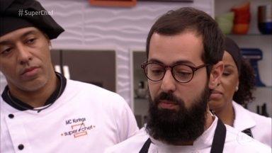 Marcelo Schambeck fala sobre a técnica do branqueamento - Chef explica que os legumes ficam mais crocantes e coloridos depois de branqueados