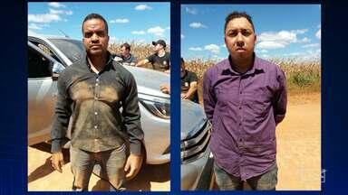 Policiais militares são presos suspeitos de fazer família refém no MA - Soldado Edoriel Tales Taques Albuquerque e o cabo Wellington Bispo Nunes pertencem ao batalhão da Rotam do Mato Grosso.