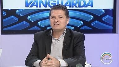 Prefeito de Jacareí, Izaias Santana, completa seis meses no cargo - Tucano é entrevistado pelo Link Vanguarda.