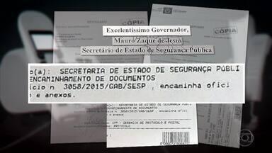 Auditoria revela sabotagem no sistema de protocolo do Governo - Auditoria revela sabotagem no sistema de protocolo do Governo.