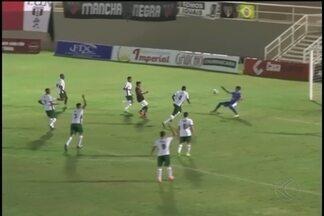 Uberlândia Esporte estreia com derrota para NAC na Taça BH; Veja os gols - Verdinho perde por 2 a 1, em Muriaé, na primeira rodada do Grupo F