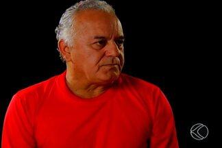 Paulo Luciano lembra da carreira e jogos memoráveis do Uberaba Sport - Um dos jogos lembrado pelo ex-jogador do Uberaba foi o confronto com o Flamengo, quando fez um dos gols no Maracanã