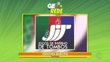 GE na Rede tem Jogos de Inverno em Tombos - Destaque vai para competição realizada a partir desta sexta-feira, com desfile de abertura a partir das 18h.