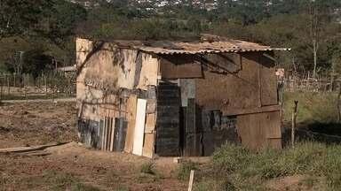 DFTV mostra crescimento desenfreado na zona rural de São Sebastião - A região que já sofre com falta d'água está cada vez mais desmatada.