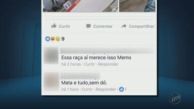 Polícia Militar fala sobre possíveis crimes em comentários feitos em redes sociais - Polícia Militar fala sobre possíveis crimes em comentários feitos em redes sociais