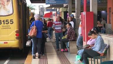 Tranporte coletivo pode ser alternativa para desafogar o trânsito de Londrina - Na segunda reportagem da série sobre mobilidade urbana, vamos mostrar que o investimento no transporte coletivo poder ser alternativa para diminuir o caos no trânsito em Londrina.
