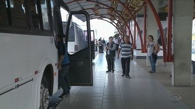 Motoristas do transporte coletivo de Itajaí pedem demissão em massa - Motoristas do transporte coletivo de Itajaí pedem demissão em massa