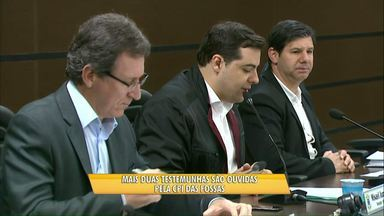 Vereadores da CPI das Fossas escutam últimas testemunhas - Relatório da comissão deve ser finalizado até o dia 22 de agosto.