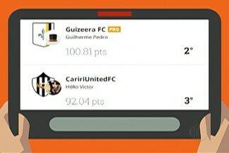 Cartola: 'Teamgoku FC' leva 1º lugar na rodada #13 da Liga TV Diário - Time de Wédipo Thiago marcou 104.51 pontos.