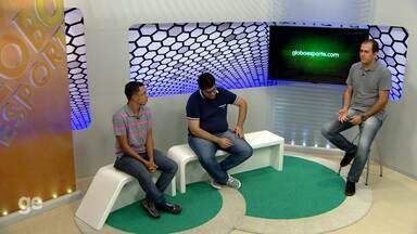Resenha do GE: Derrota do Belo, falta de pontaria da Raposa e boas chances do Sousa - Programa desta semana fala das chances de Botafogo-PB, Sousa e Campinense
