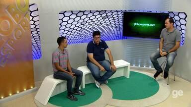 Resenha do GE: Botafogo-PB precisa recuperar os pontos perdidos contra Cuiabá e Fortaleza - Comentaristas do GloboEsporte.com falam sobre a situação do Botafogo-PB na Série C do Brasileiro