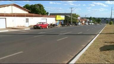 Perseguição termina com acidente e troca de tiros em Araguaína - Perseguição termina com acidente e troca de tiros em Araguaína