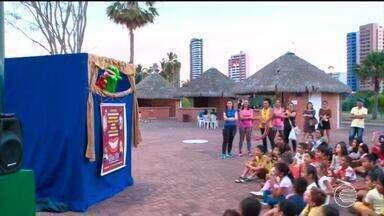 Parques da capital oferecem atividades para crianças durante as férias - Parques da capital oferecem atividades para crianças durante as férias