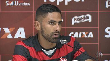 Santiago Tréllez é o novo reforço do Vitória; Gabriel Xavier se despede do time - Confira as notícias do rubro-negro baiano.