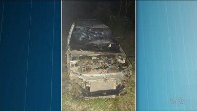 Casal é suspeito de roubar carro de concessionária em Ponta Grossa - O casal pegou o carro para fazer um test drive e não voltou mais.