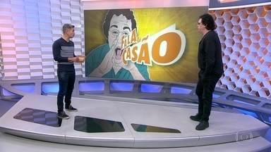 Santos quer usar dois jogos seguidos em casa para se aproximar dos líderes do Brasileirão - Santos quer usar dois jogos seguidos em casa para se aproximar dos líderes do Brasileirão