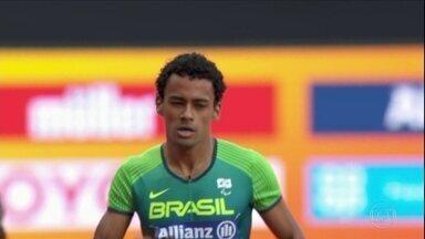 Daniel Martins conquista ouro no Mundial paralímpico de atletismo - Daniel Martins conquista ouro no Mundial paralímpico de atletismo