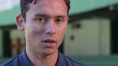 """De volta ao Coritiba, Keirrison refuta rótulo de """"promessa que não deu certo"""" - De volta ao Coritiba, Keirrison refuta rótulo de """"promessa que não deu certo"""""""