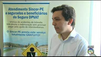 Vítimas de acidente podem pedir indenização do seguro DPVAT - Em Caruaru, pedido pode ser realizado na Ciretran.