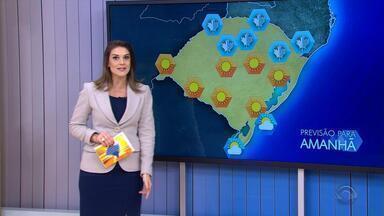 Tempo: RS terá sol nesta quinta-feira (20) - A previsão é de geada apenas para o Norte do estado.