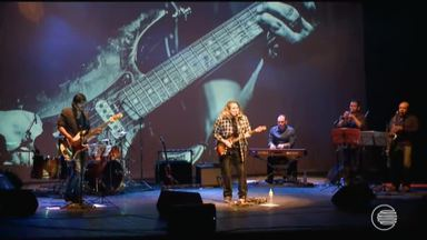 Músico André de Sousa lança álbum em show beneficente no Theatro 4 de Setembro - Músico André de Sousa lança álbum em show beneficente no Theatro 4 de Setembro