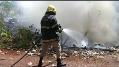 Levantamento identifica principais pontos de queimadas em Araguaína - Levantamento identifica principais pontos de queimadas em Araguaína