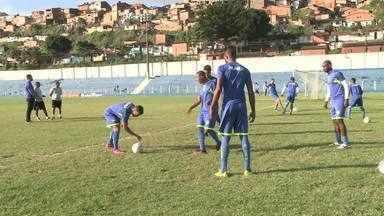 CSA se prepara para mais um desafio pela Série C do Brasileirão - Time joga contra o Sampaio Correia próximo domingo.