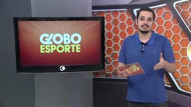 Globo Esporte: Programa de quarta-feira, 26/07/2017 - na íntegra - Confira na íntegra a edição do globo esporte desta quarta-feira.