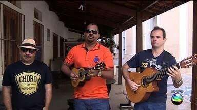 Movimento do Choro Sergipano vai lançar CD do cantor Júnior do Cavaco - Movimento do Choro Sergipano vai lançar CD do cantor Júnior do Cavaco.