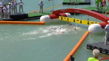 Mundial de Esportes Aquáticos - Maratona 5 Km Feminino