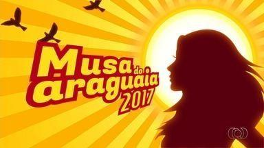 Votação do concurso Musa do Araguaia 2017 segue até terça-feira - Eduarda Rabello, Kamila Simiema, Layna Menezes e Thaisse Carvalho foram escolhidas enquanto curtiam o Rio Araguaia, em Aruanã. Concurso já tem mais de 130 mil votos.