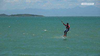Kite Foil: Voando Com A Prancha