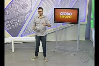 Veja o Globo Esporte (PA) desta terça-feira (1º) - Veja o Globo Esporte (PA) desta terça-feira (1º)