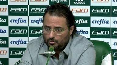 Diretor do Palmeiras, Alexandre Mattos coloca Felipe Melo à disposição no mercado - Diretor do Palmeiras, Alexandre Mattos coloca Felipe Melo à disposição no mercado