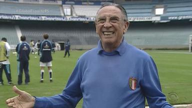 Morre Hélio Dourado, ex-presidente histórico do Grêmio - Dirigente do primeiro título brasileiro e da construção do segundo anel do Estádio Olímpico tinha 87 anos; velório ocorre na tarde desta terça (1º) na Arena.