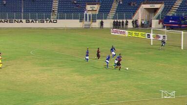 Moto sofre gol no fim e fica no empate com o Confiança - Rubro-Negro fica apenas no empate fora de casa e segue na briga contra o rebaixamento para a Série D