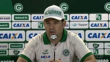 Goiás visita o Internacional, ex-clube do técnico Argel Fucks - Time esmeraldino tenta terceira vitória seguida na Série B em partida contra o Colorado gaúcho, comandado por Argel no ano passado.