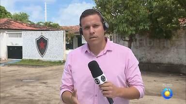 Ao vivo: Danilo Alves fala sobre coletiva que deve oficializar a saída de Schülle do Belo - Coletiva com o presidente Zezinho Botafogo e com o treinador está prevista para as 15 horas desta terça-feira