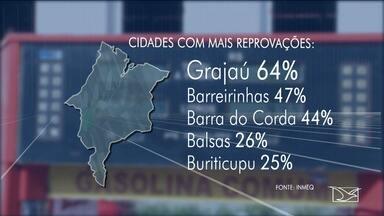 871 bombas de combustível são reprovadas em fiscalização do Inmeq - Foram fiscalizadas 7.230 bombas medidoras entre janeiro e julho deste ano. Maranhão é o 6º lugar no índice de reprovação
