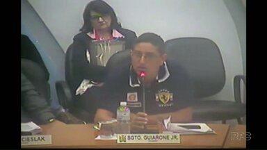 Vereador de Ponta Grossa se arrepende de declaração polêmica dada nesta segunda-feira - O vereador Sargento Guiarone Junior, do Pros, diz que se arrependeu da declaração dada em plenário. A declaração foi durante uma discussão sobre uma comissão pra investigar a coleta e o tratamento do lixo na cidade.