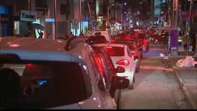 JPB2JP: Trânsito na área da Festa das Neves tende a ficar pior - Por causa dos shows que começam no dia 3.